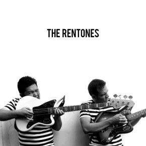 "THE RENTONES, UNIT INSTRUMENTAL SURF HOT ROD ASAL BOGOR, MERILIS DEBUT MINI ALBUM // ""BLOWN & INJECTED"""
