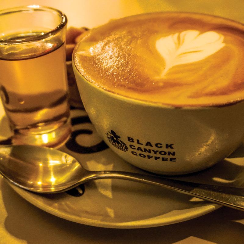 black canyon coffee case notes hitt Black canyon coffee case notes hitt 1 essay 3454 words | 14 pages introduction black canyon coffee (bcc) is a thai-based chain of coffee restaurants at the forefront of its domestic specialty coffee market.