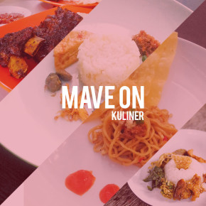 MAVE ON KULINER / SEPTEMBER