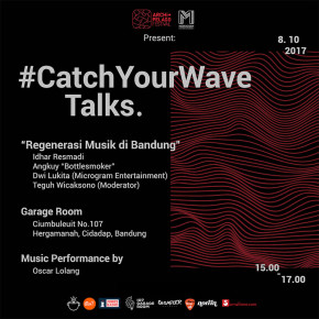 #CatchYourWave: Talks