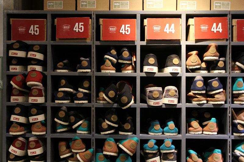 Tampilan-Beberapa-Produk-Sepatu-WAKAI