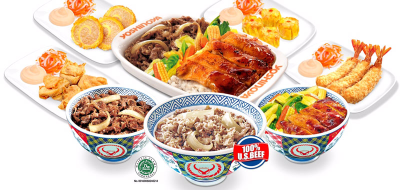 YOSHINOYA-Food-Variant