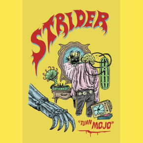 STRIDER 'TUAN MOJO' // SINGLE RELEASE