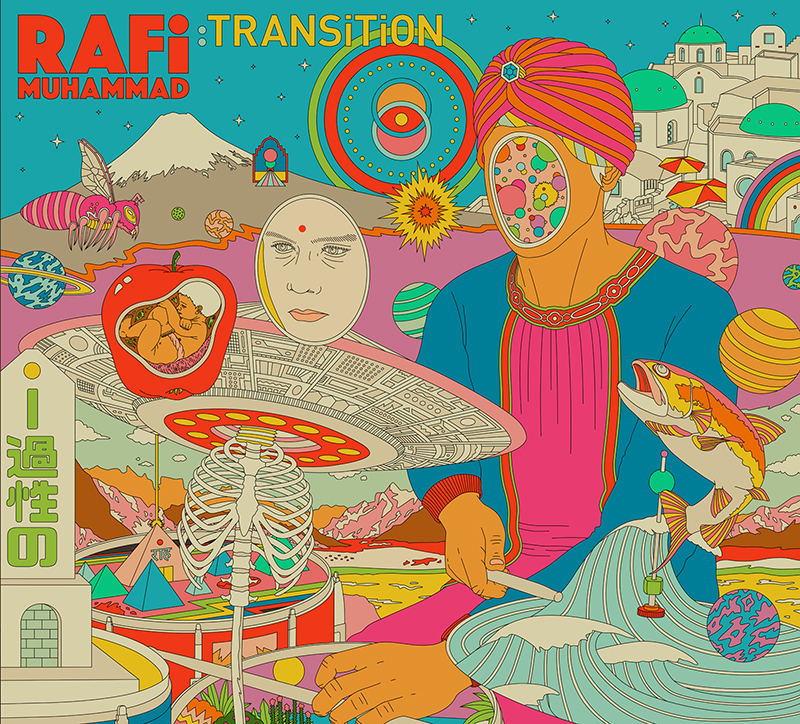 [Album-Artwork]-Rafi-Muhammad---Transition-(by-Ardneks)