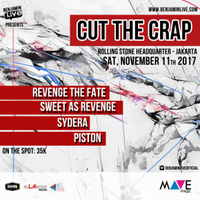 CUT THE CRAP 2017