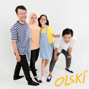 'DATANG BULAN' RILISAN KEDUA BAND POP GEMES 'OLSKI' // SINGLE RELEASE
