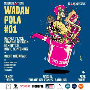 WADAH POLA #1 : PITA SUARA