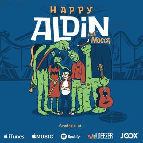 GAET MOCCA, ALDIN RILIS ALBUM 'HAPPY' // ALBUM RELEASE