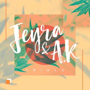 JEYRA & A.K RELEASE SINGLE TERANYAR MEREKA YANG BERJUDUL 'TRIALS' // SINGLE RELEASE