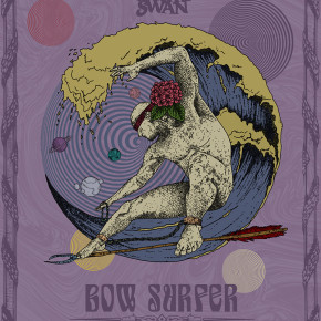 "WHITE SWAN // SINGLE RELEASE ""BOW SURFER"""