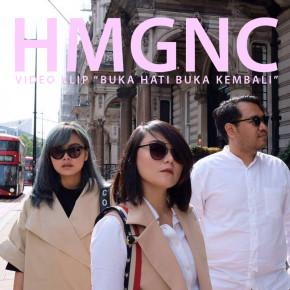 """HMGNC // VIDEO KLIP """"BUKA HATI BUKA KEMBALI"""""""
