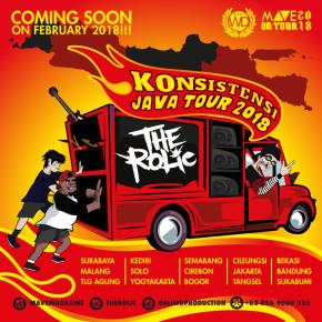MAVE ON TOUR #05 AKAN DIADAKAN KEMBALI AWAL FEBRUARY 2018 DI 15 KOTA