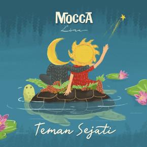 "SINGLE 'TEMAN SEJATI', GAMBARAN ALBUM ""LIMA"" MOCCA // SINGLE RELEASE"