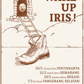 WAKE UP IRIS! AUREOLE ALBUM TOUR 2018, PESAN DARI SEMESTA