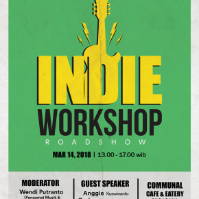 JOOX INDIE WORKSHOP ROADSHOW MAKSIMALKAN POTENSI MUSISI INDEPENDEN