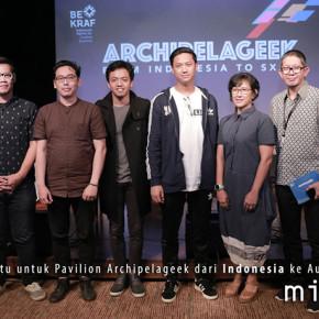 MINIKINO JADI BAGIAN DELEGASI INDONESIA DALAM ARCHIPELAGEEK DI SXSW 2018