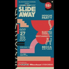 Indische Party, Westjamnation, Sigmun Bakal Meriahkan Gelaran 'Slide Away'