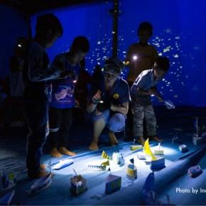 ARTJOG 2018 - CERITA ANAK (CHILD'S STORY)  By PAPERMOON PUPPET THEATRE (INA) & POLYGLOT THEATRE (AUS)