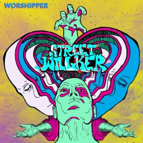 "STREETWALKER'S  NEW SINGLE:  ""WORSHIPPER"""
