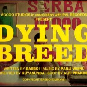 "BASBOI ""DYING BREED"" // VIDEO KLIP RELEASE"