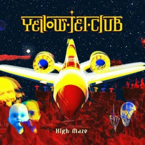 "YELLOW JET CLUB LUNCURKAN  VIDEO KLIP ""HIGH MAZE"""