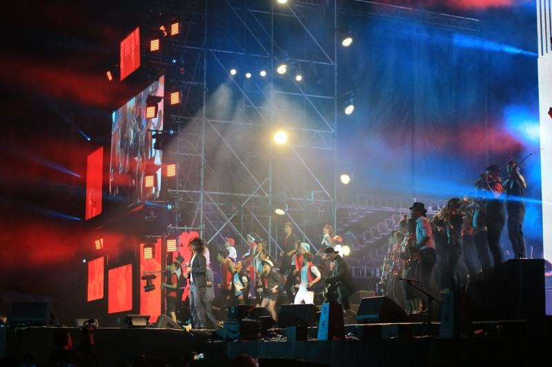 Brand Momment di A Stage Soundrenaline 2018