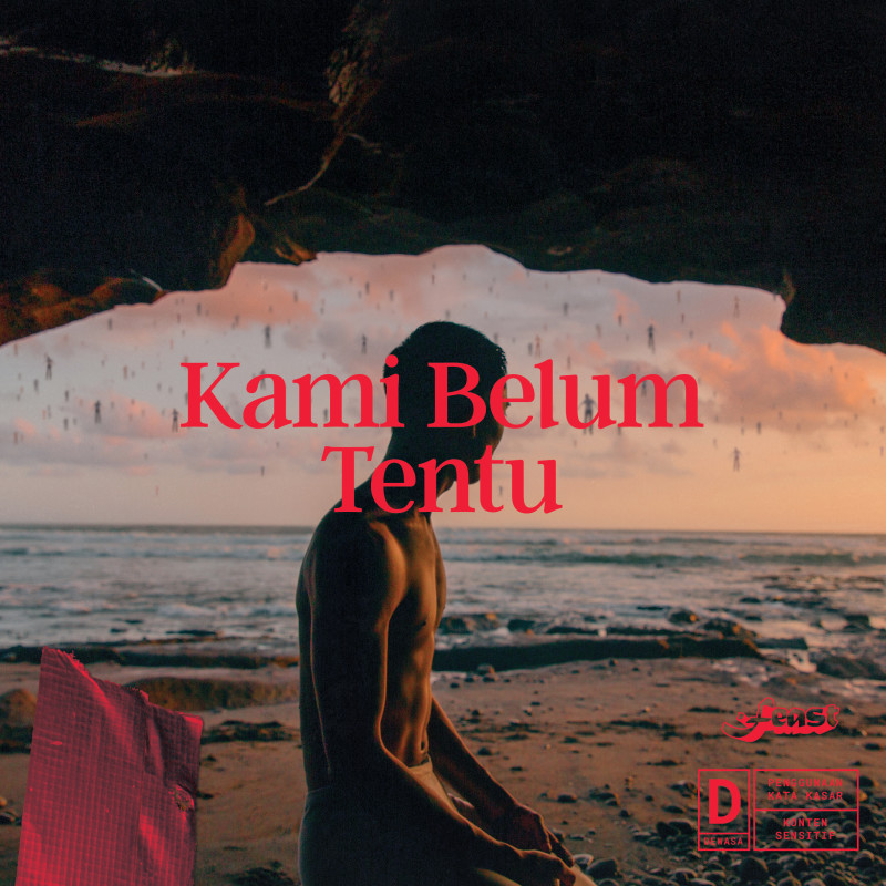 Feast – Kami Belum Tentu – Single Cover