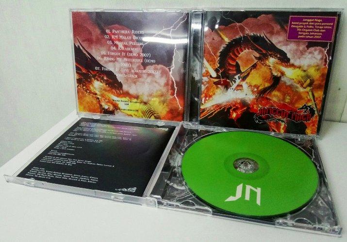 Janggut Naga (kemasan album)