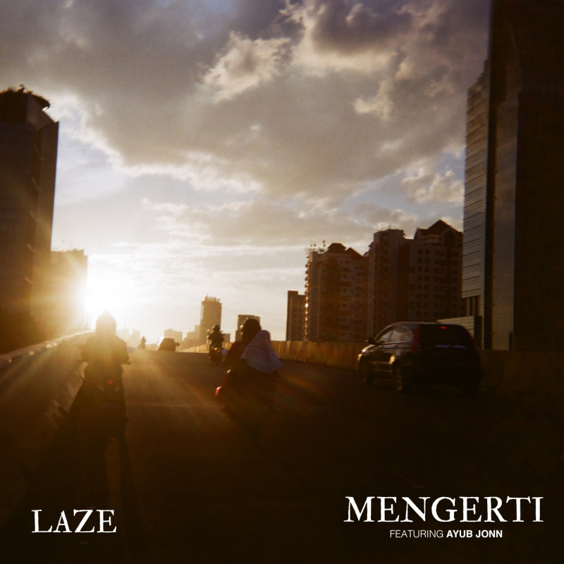 MENGERTI SINGLE COVER