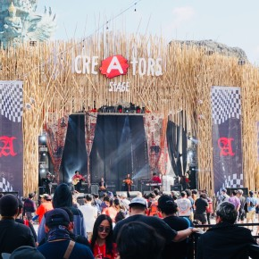 SATSCO X MAVE // RAMAINYA MARKETPLACE SOUNDRENALINE 2018