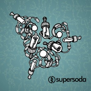 """SUPERSODA // SINGLE """"SISAKAN AKU"""""""