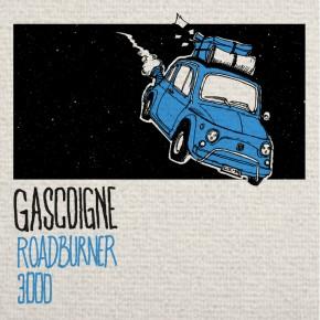 """GASCOIGNE // SINGLE """"ROADBURNER 3000"""""""