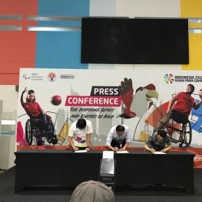 DUKUNG ASIAN PARA GAMES 2018, OSIM SEDIAKAN LOUNGE VIP UNTUK ATLET