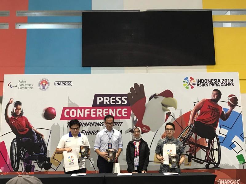 OSIM menjadi sponsor Asian Para Games 2018 (2)