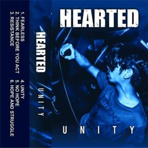 """RILIS ULANG DEBUT EP """"UNITY"""", GRUP BAND HEARTED GELAR ACARA PELUNCURAN DALAM WAKTU DEKAT"""