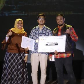 IPSMF 2018 // AWARDING NIGHT