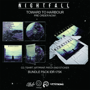 "NIGHTFALL // ALBUM ""TOWARD TO HARBOUR"""