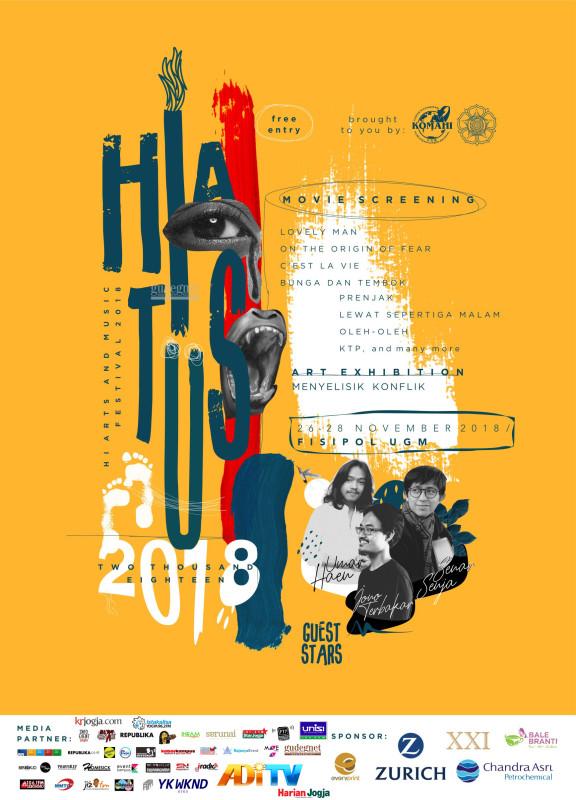 Poster HIATUS 2018 - final