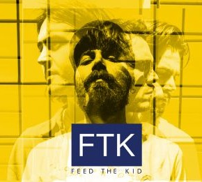 "FEED THE KID // SINGLE ""ACHILLES HEEL"""