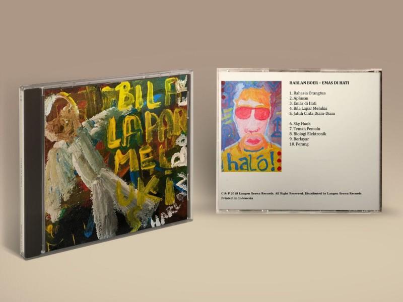 CD BILA LAPAR MELUKIS-DOK LANGEN SRAWA RECORDS