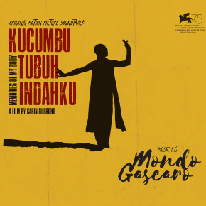 "MONDO GASCARO // ALBUM MOTION PICTURE SOUNDTRACK ""KUCUMBU TUBUH INDAHKU"""