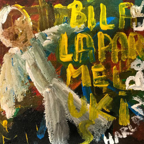 "HARLAN BOER // ALBUM & PAMERAN LUKISAN ""BILA LAPAR MELUKIS"""