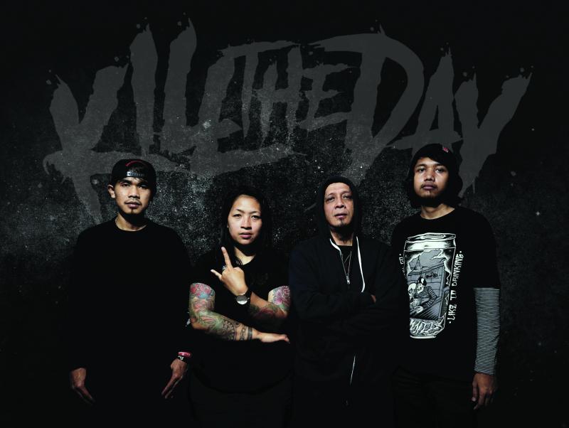 Photo Band Kill TheDay4