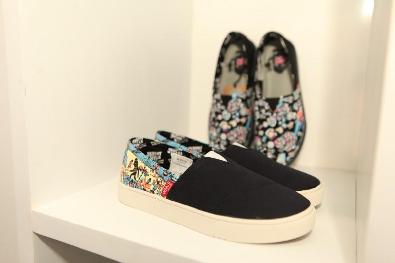 Salah Satu Sepatu Kolaborasi Wakai dan Jeremyville (3)