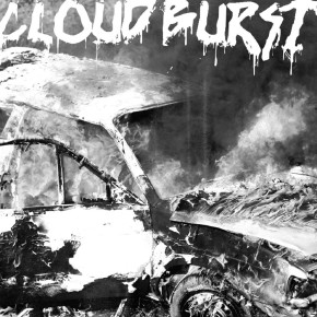 "CLOUDBURST // SINGLE ""CRIMSON MASK"""
