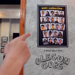 "OLEGUN GOBS // ALBUM ""GOBS COLLECTION"""