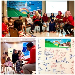 "PT JOHNSON & JOHNSON INDONESIA // ""MEDICAL MISSION"""