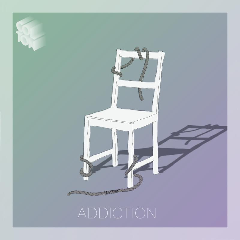 5. Addiction - artwork