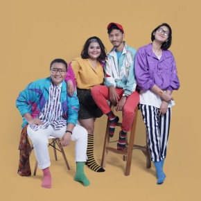 "DOWNBEAT // RILIS VIDEO CLIP ""MILKY WAY"""