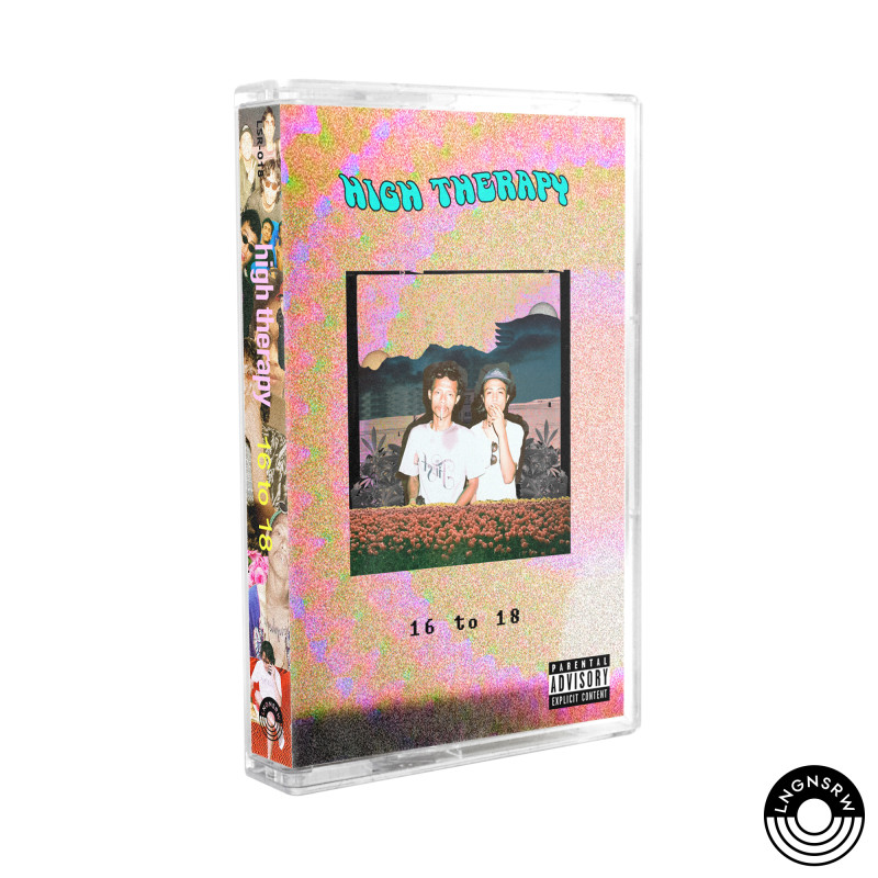 Cover Kaset High Therapy - DOK Langen Srawa Records